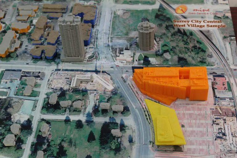 qmine 3d real estate model sample