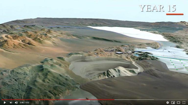 qmine 3d video-taca taca project